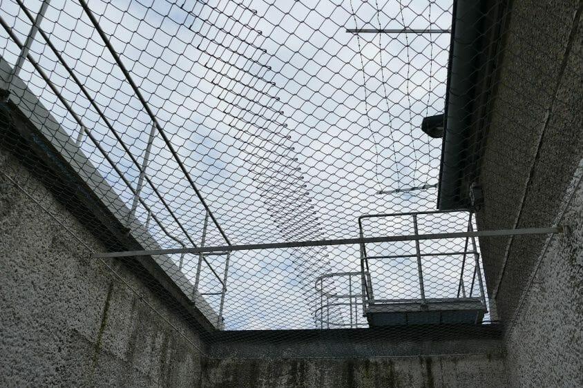 foto de una prisión. El ICE hara modificaciones en sus políticas de detenciones y deportaciones de migrantes indocumentados