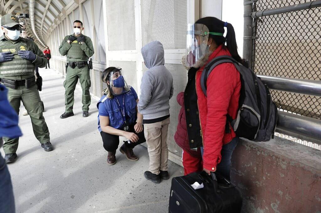 centros de detención de inmigración