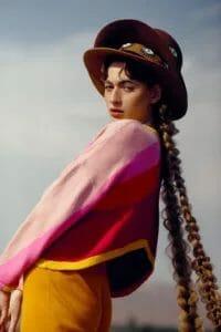 Los sombreros de Mito Studio fueron diseñados en exclusiva por Apu Perú.